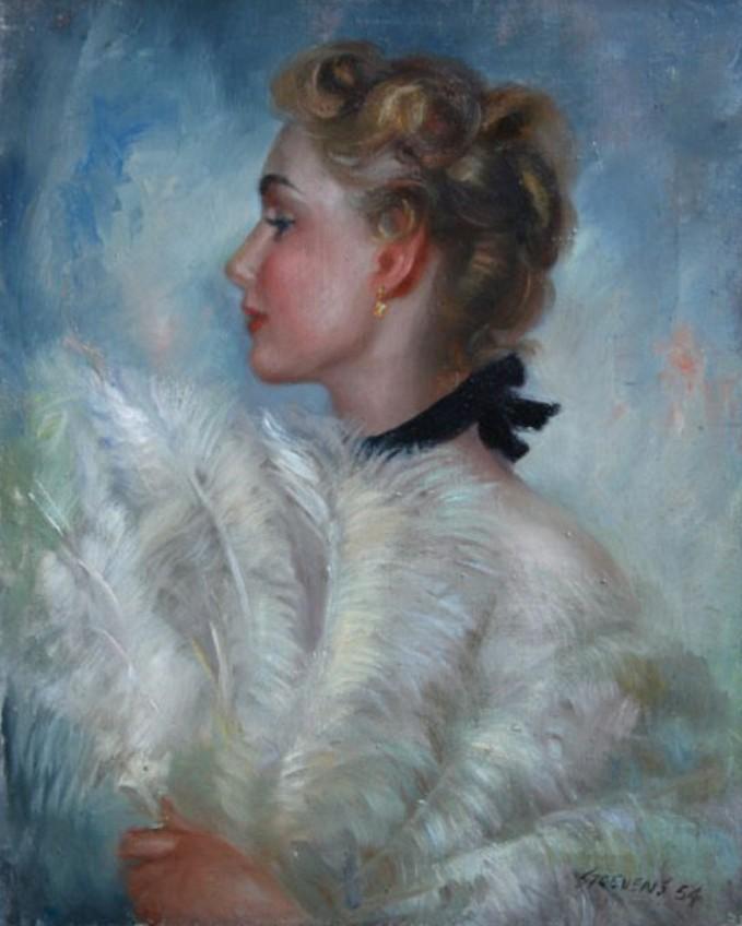 John Frederic Lloyd Strevens [1902-1990] 32