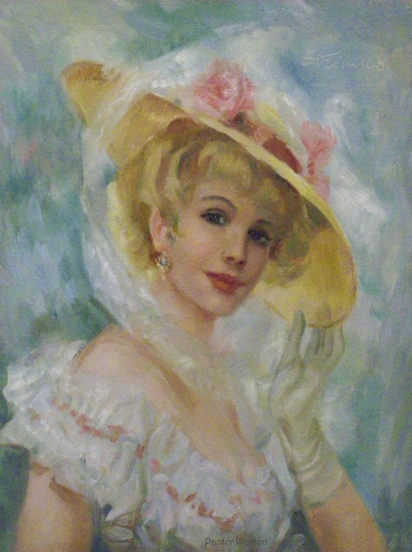 John Frederic Lloyd Strevens [1902-1990] 37