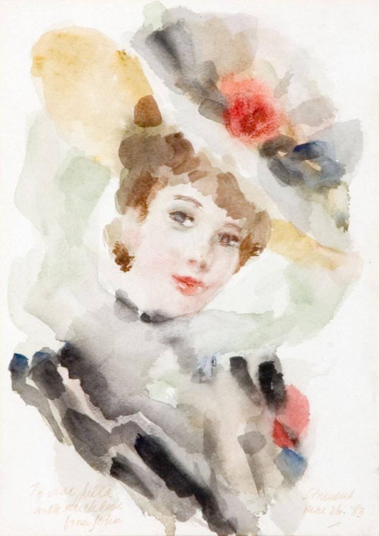 John Frederic Lloyd Strevens [1902-1990] 38