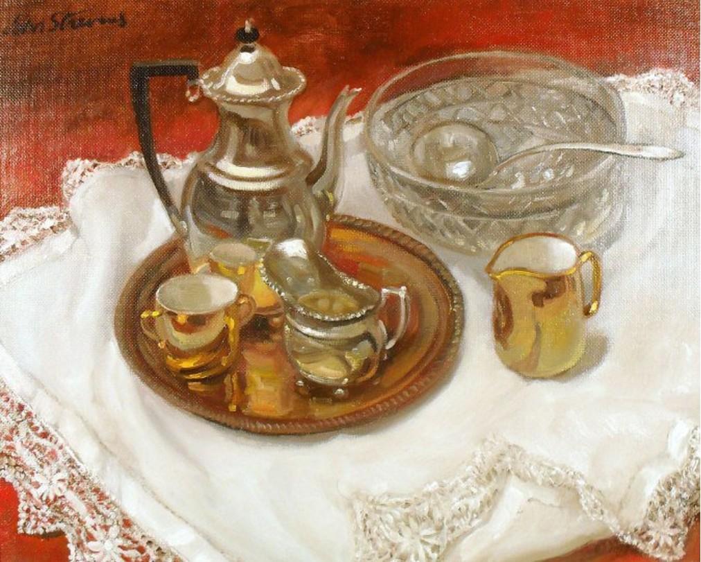 John Frederic Lloyd Strevens [1902-1990]