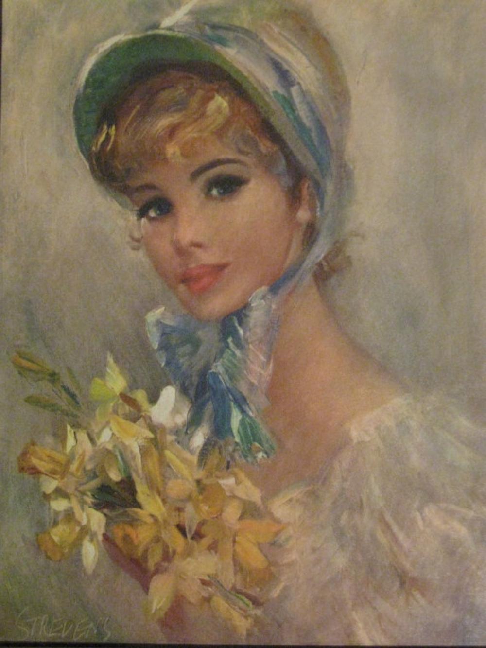 John Frederic Lloyd Strevens [1902-1990]47
