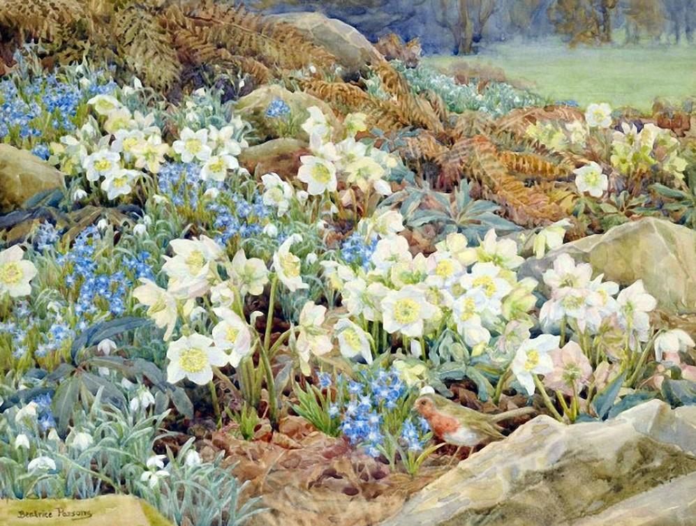 Beatrice Parsons (1869-1955)10