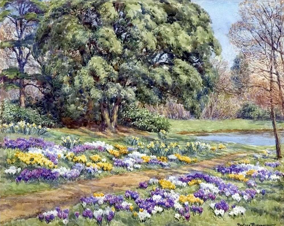 Beatrice Parsons (1869-1955)11