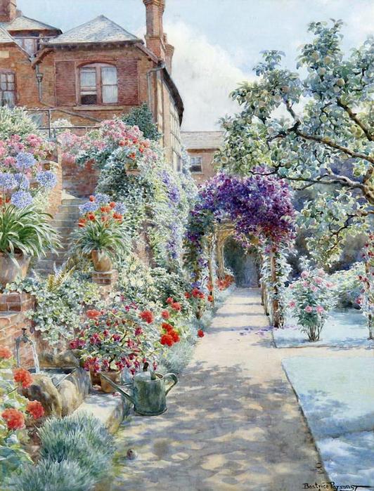 Beatrice Parsons (1869-1955)12