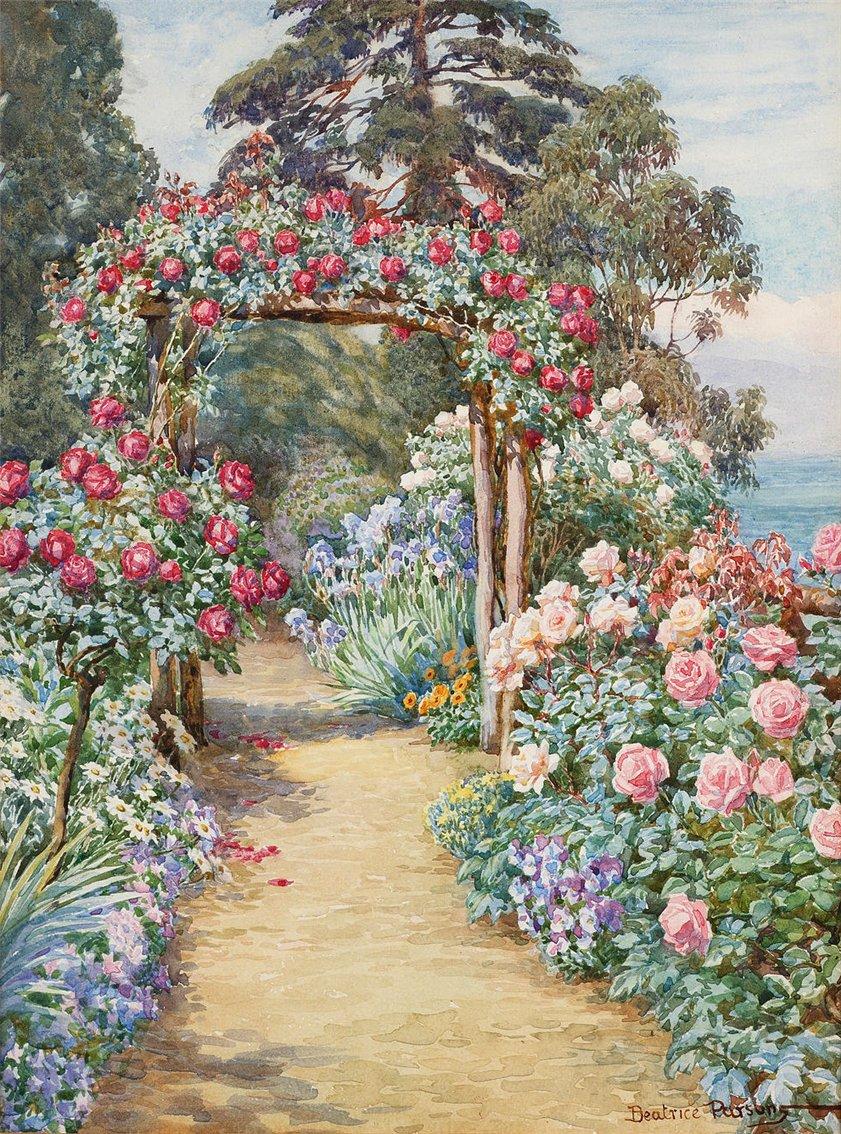 Beatrice Parsons (1869-1955)17