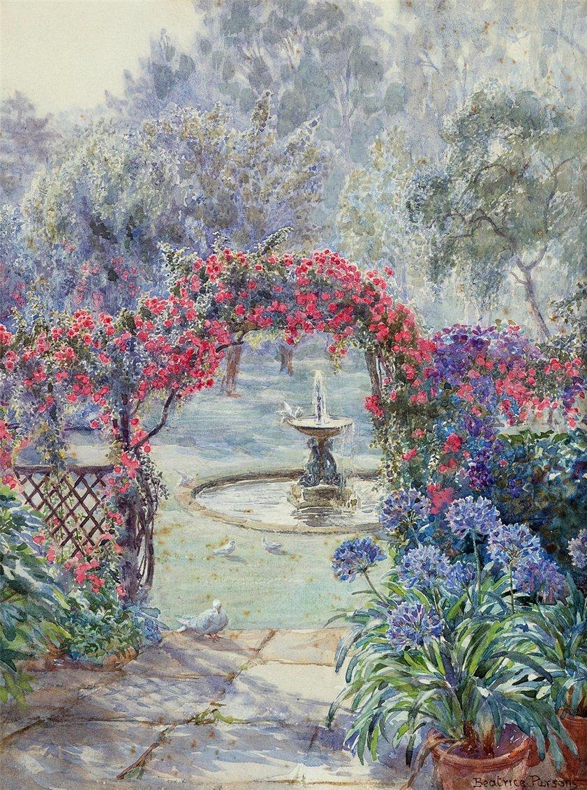 Beatrice Parsons (1869-1955)19