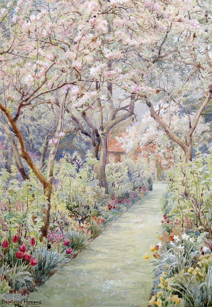 Beatrice Parsons (1869-1955)20