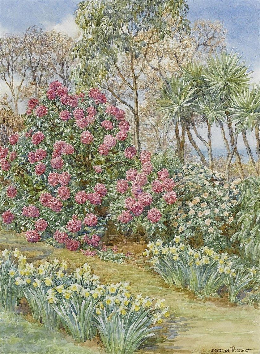 Beatrice Parsons (1869-1955)21