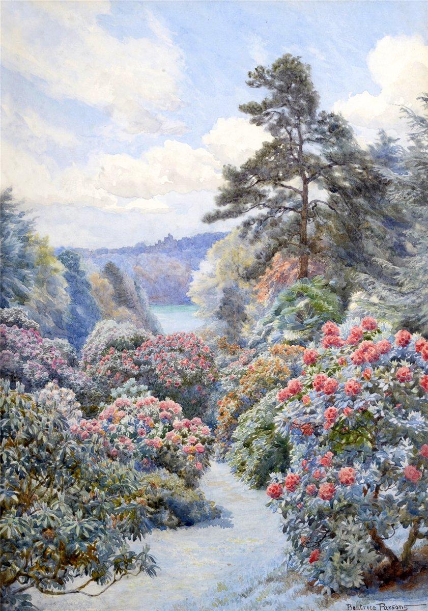 Beatrice Parsons (1869-1955)24