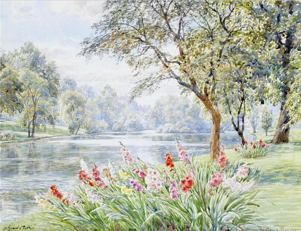 Beatrice Parsons (1869-1955)25