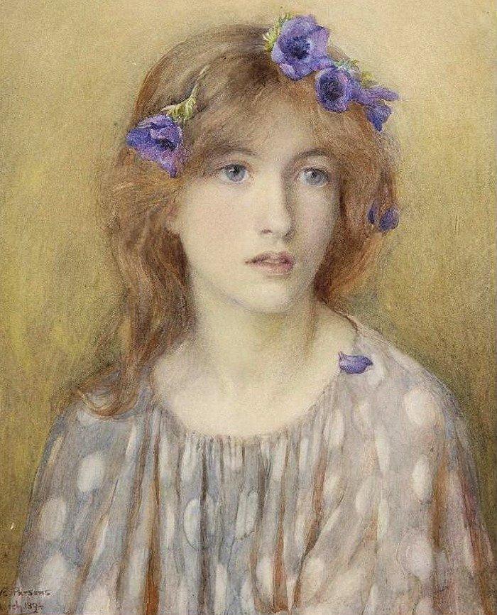 Beatrice Parsons (1869-1955)30