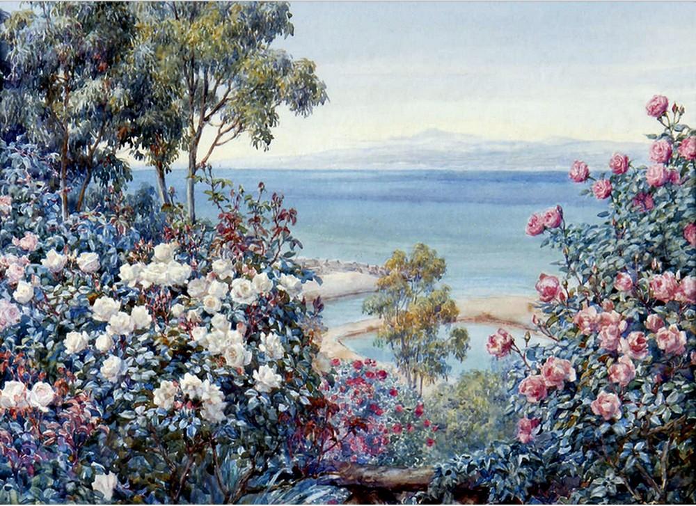 Беатрис Парсонс. Цветущий дивный сад