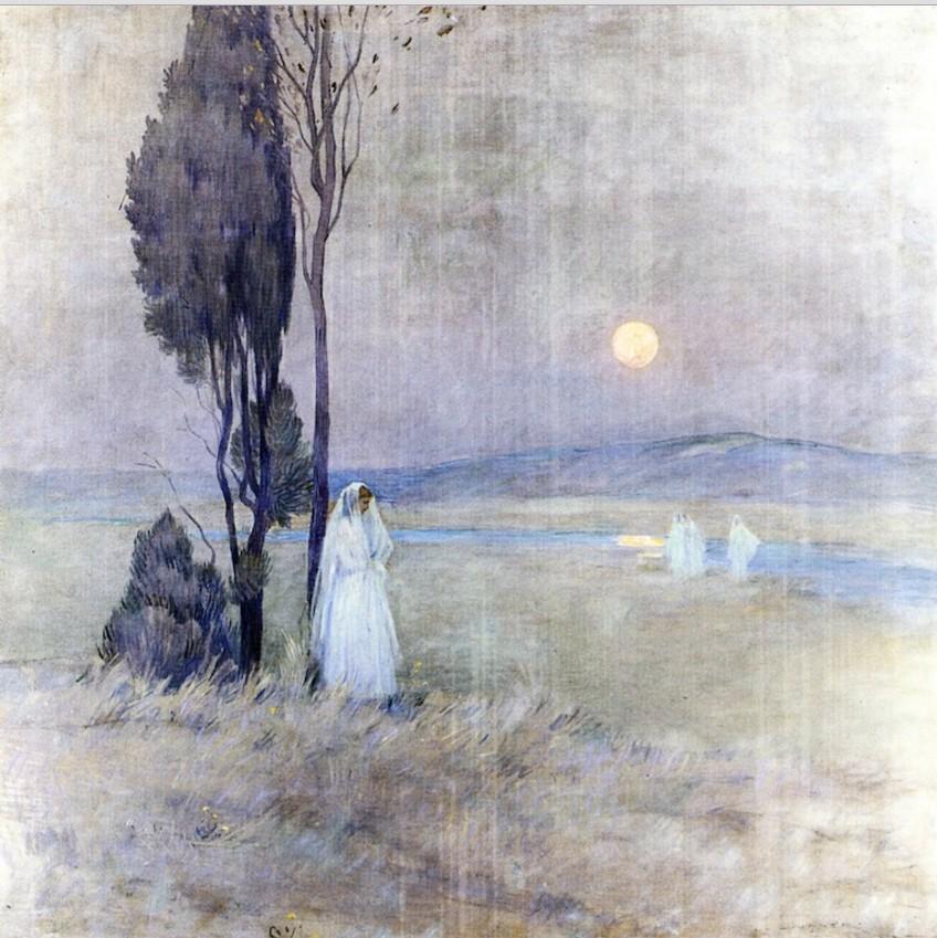 Henri Eugene Augustin Le Sidaner (1862 - 1939)