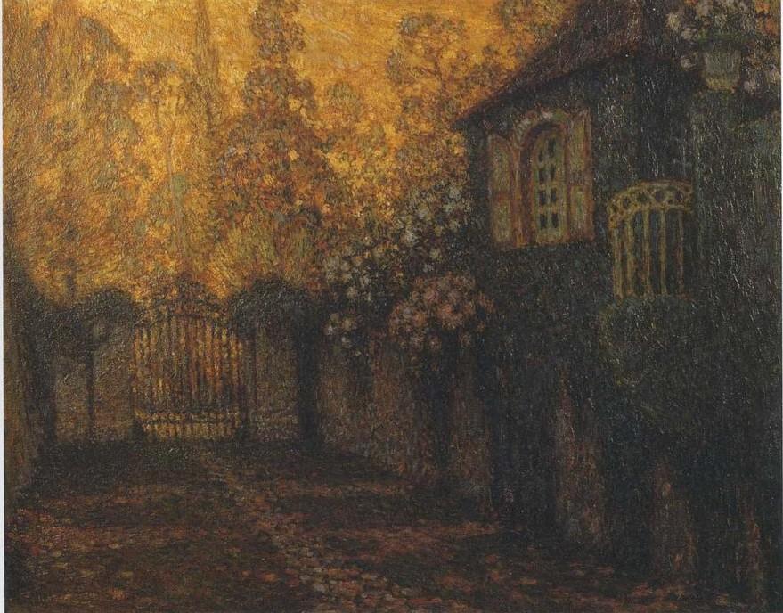 Henri Eugene Augustin Le Sidaner (1862 - 1939)11