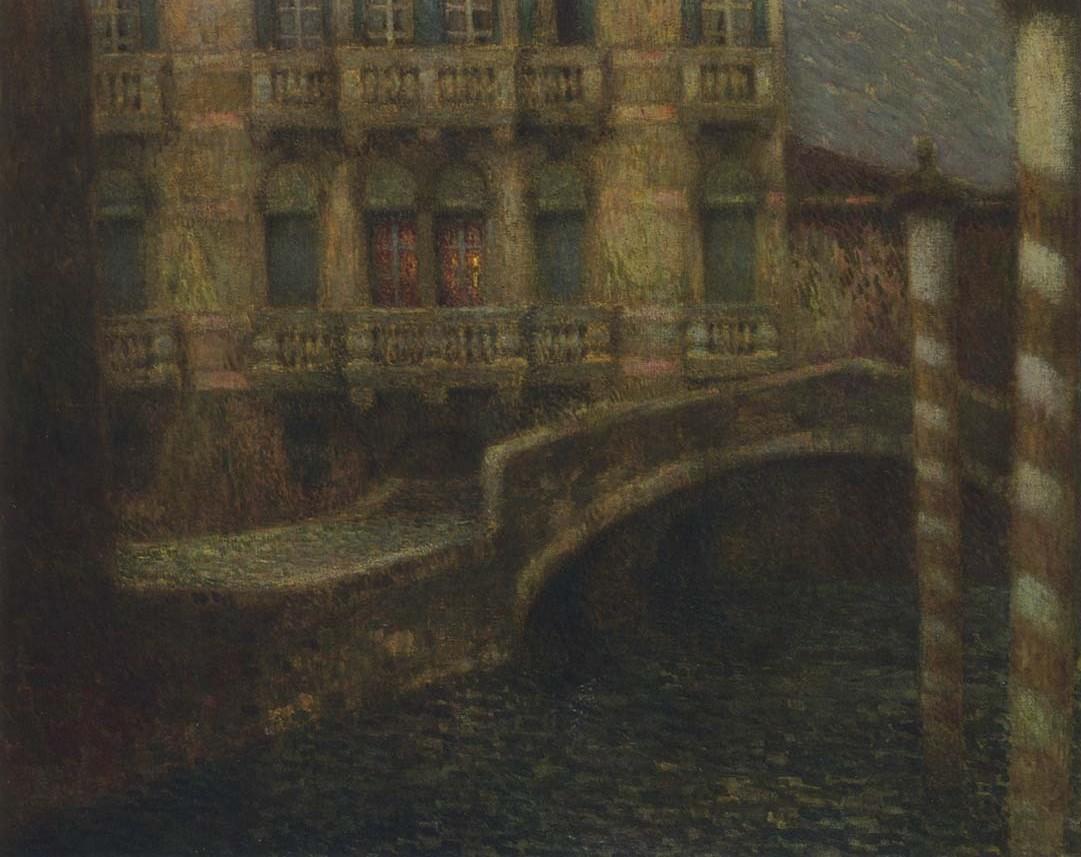Henri Eugene Augustin Le Sidaner (1862 - 1939)17