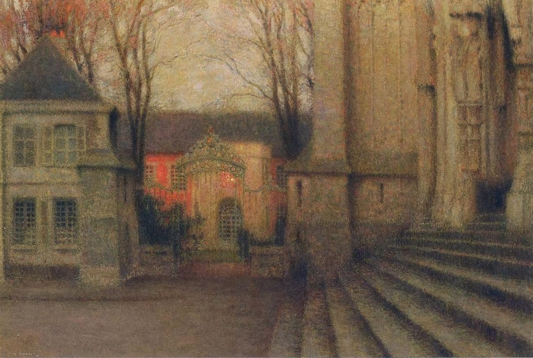 Henri Eugene Augustin Le Sidaner (1862 - 1939)18