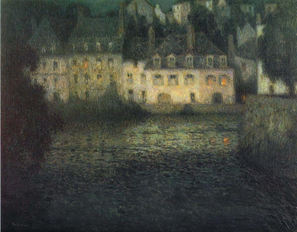 Henri Eugene Augustin Le Sidaner (1862 - 1939)29