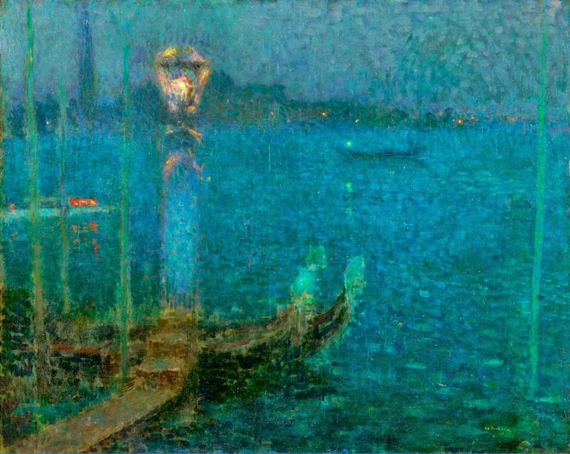 Henri Eugene Augustin Le Sidaner (1862 - 1939)31
