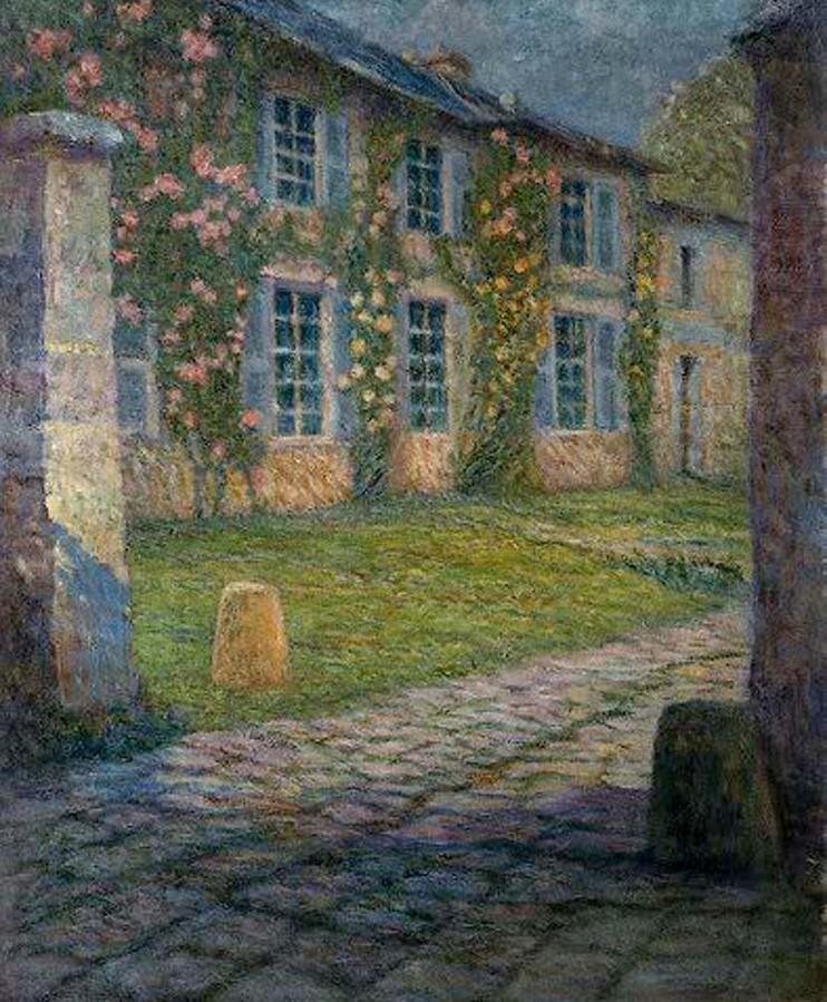 Henri Eugene Augustin Le Sidaner (1862 - 1939)36