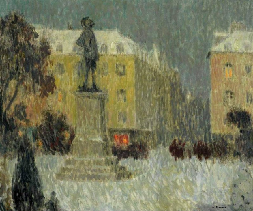 Henri Eugene Augustin Le Sidaner (1862 - 1939)59