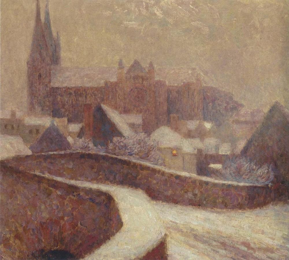 Henri Eugene Augustin Le Sidaner (1862 - 1939)65
