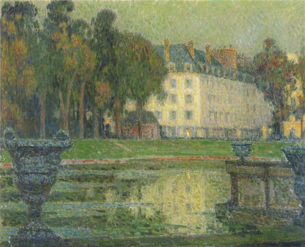 Henri Eugene Augustin Le Sidaner (1862 - 1939)67