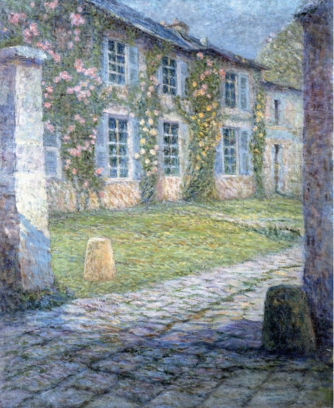 Henri Eugene Augustin Le Sidaner (1862 - 1939)74