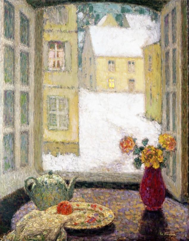 Henri Eugene Augustin Le Sidaner (1862 - 1939)82