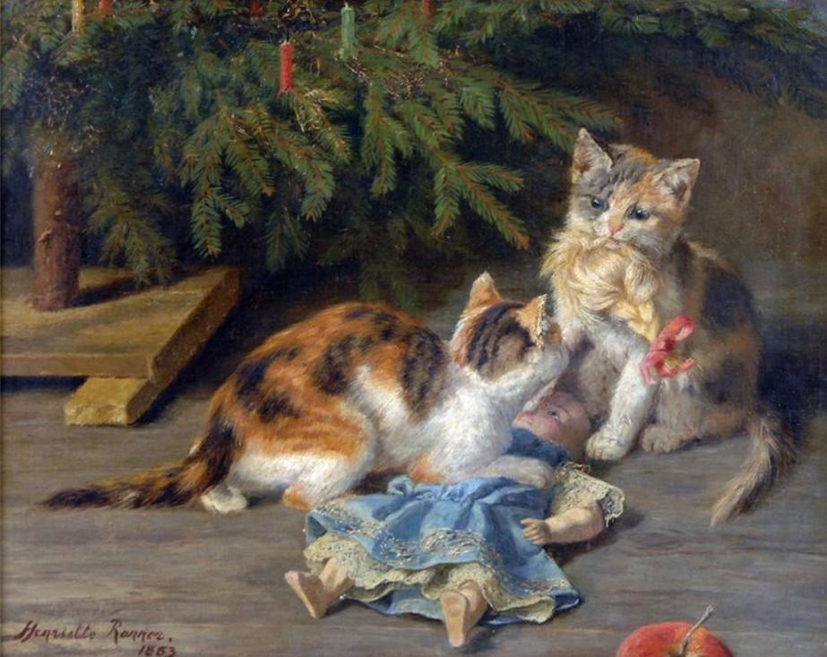 Henriette Ronner-Knip39