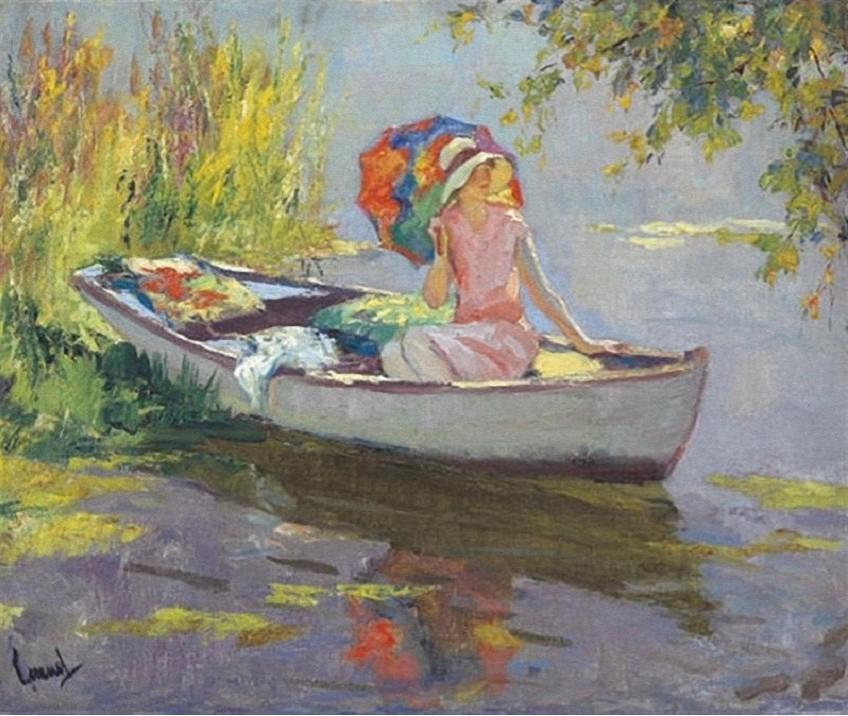 EDWARD ALFRED CUCUEL (1875-1954) 11
