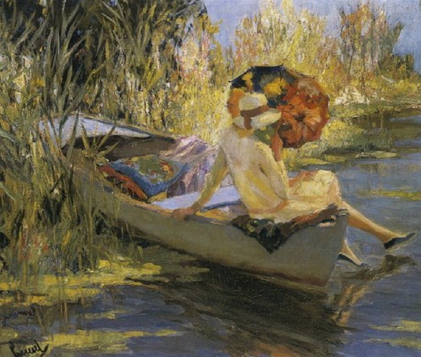 EDWARD ALFRED CUCUEL (1875-1954) 12