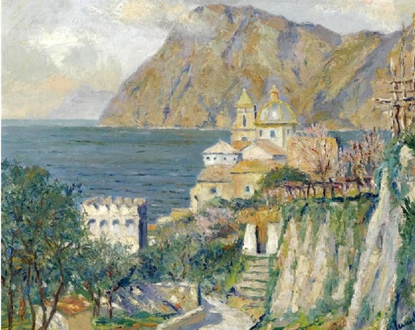 EDWARD ALFRED CUCUEL (1875-1954) 15
