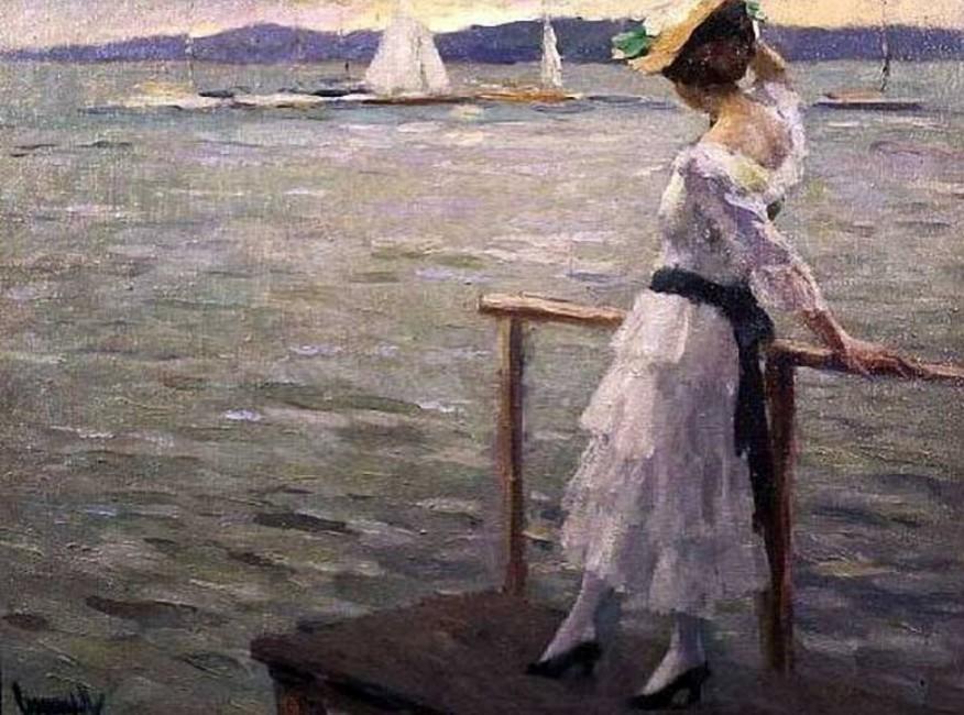 EDWARD ALFRED CUCUEL (1875-1954) 16