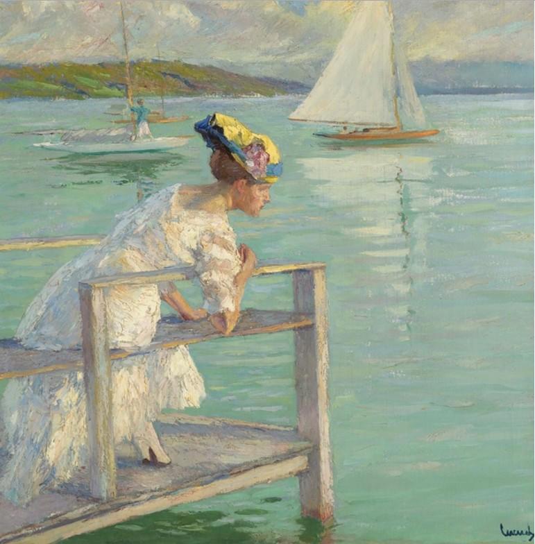 EDWARD ALFRED CUCUEL (1875-1954) 17