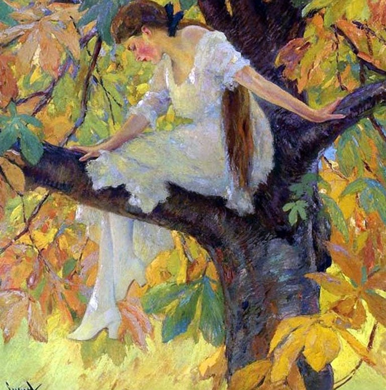 EDWARD ALFRED CUCUEL (1875-1954) 18