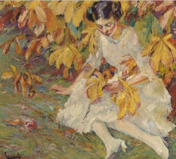 EDWARD ALFRED CUCUEL (1875-1954) 19