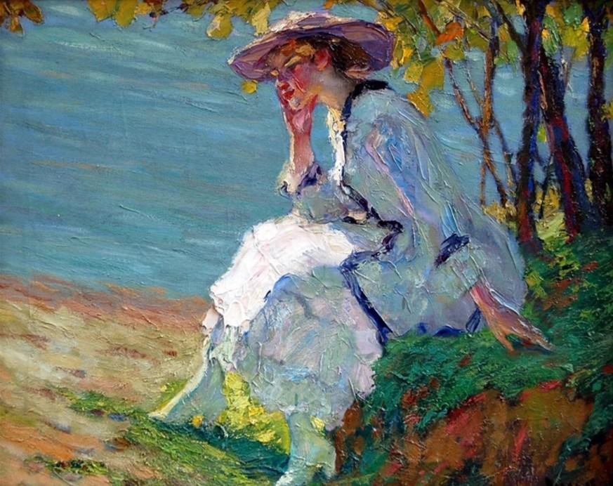 EDWARD ALFRED CUCUEL (1875-1954) 20