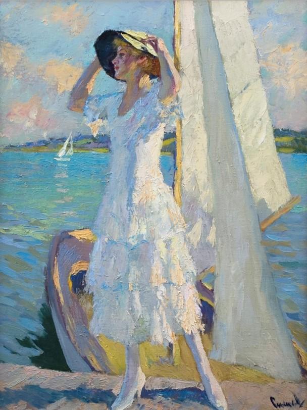 EDWARD ALFRED CUCUEL (1875-1954) 23