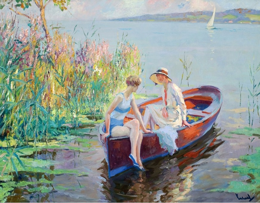 EDWARD ALFRED CUCUEL (1875-1954) 24