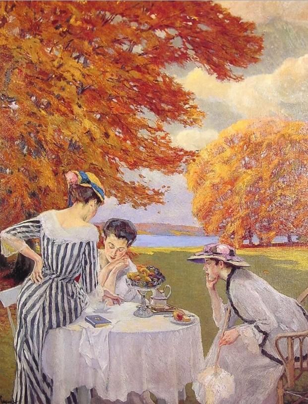 EDWARD ALFRED CUCUEL (1875-1954) 25