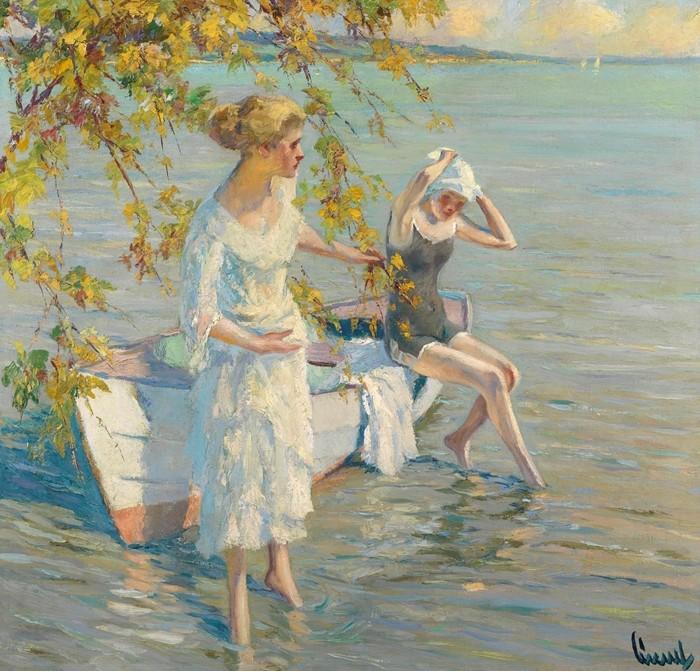 EDWARD ALFRED CUCUEL (1875-1954) 29