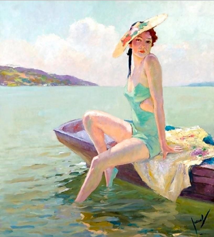EDWARD ALFRED CUCUEL (1875-1954) 3