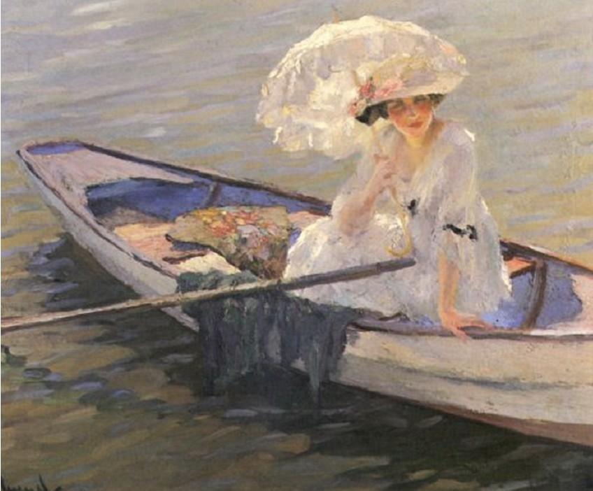 EDWARD ALFRED CUCUEL (1875-1954) 7