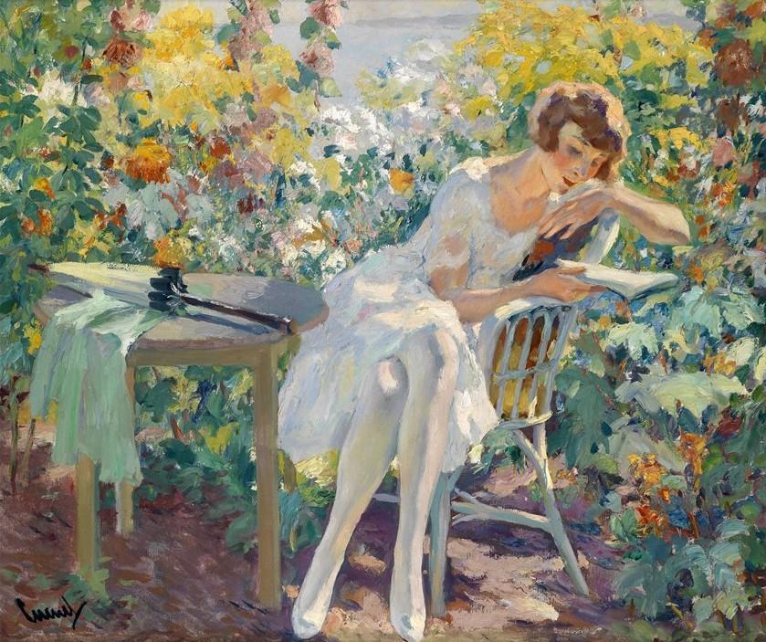 EDWARD ALFRED CUCUEL (1875-1954) 8