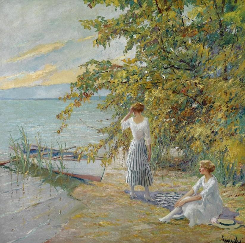 EDWARD ALFRED CUCUEL (1875-1954) 9