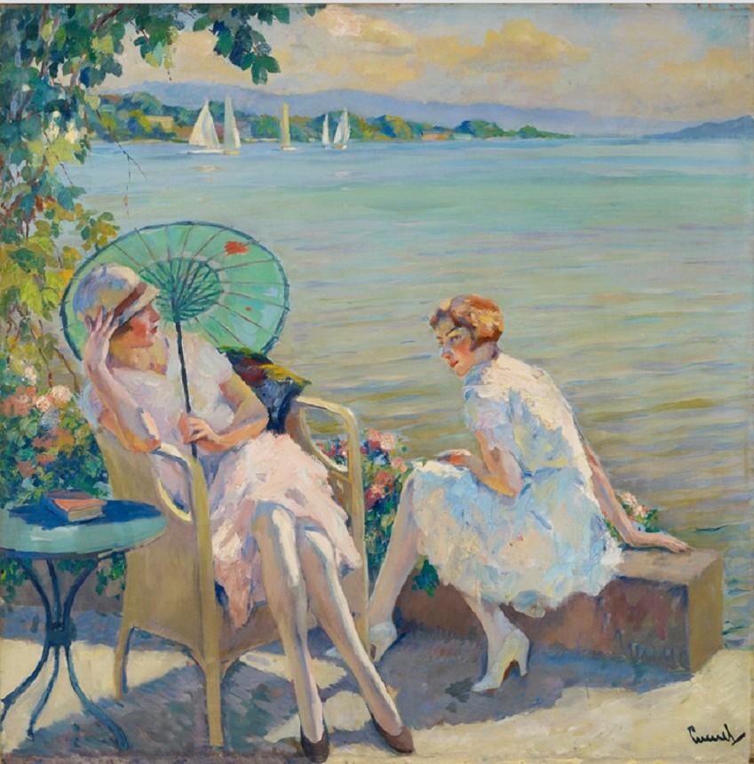 EDWARD ALFRED CUCUEL (1875-1954)