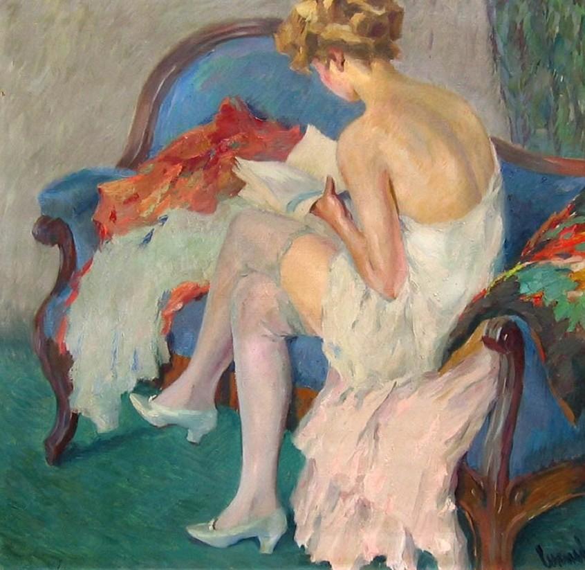 EDWARD ALFRED CUCUEL (1875-1954)14
