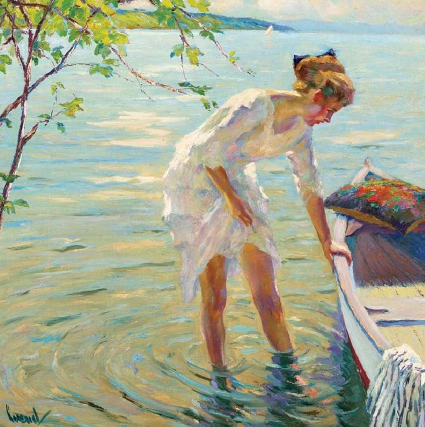 EDWARD ALFRED CUCUEL (1875-1954)6