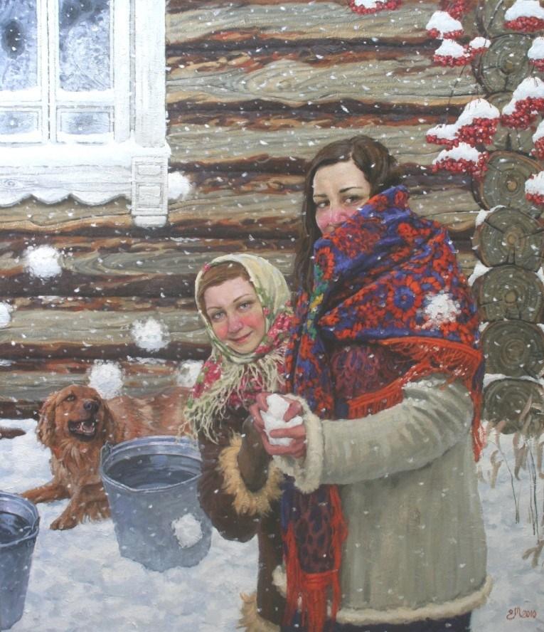 Evgeny Mukovnin, 197610