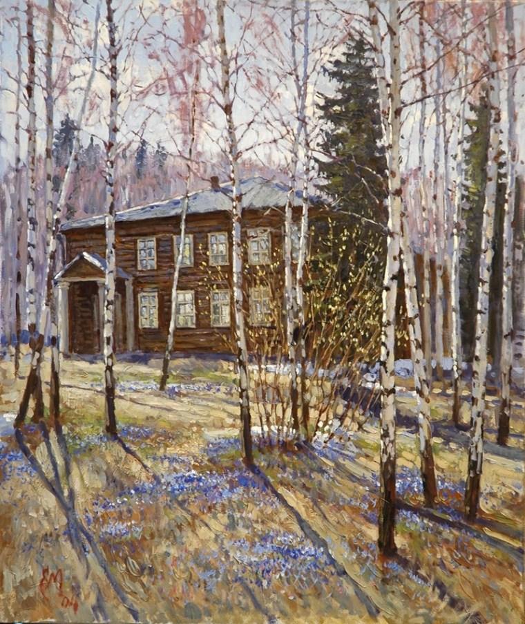 Evgeny Mukovnin, 19763